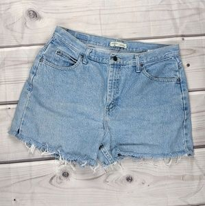 Riders by Lee | Light Wash Vintage Denim Shorts